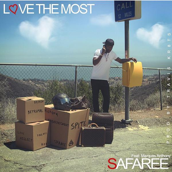 safaree cover art